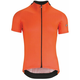 assos Mille GT Bike Jersey Shortsleeve Men orange